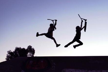 Photo at the Mudgee Skatepark
