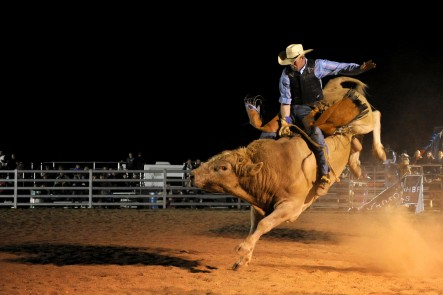 Photo at the Mudgee Rodeo 2012. Photo by Amber Hooper
